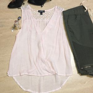 About a girl tank top